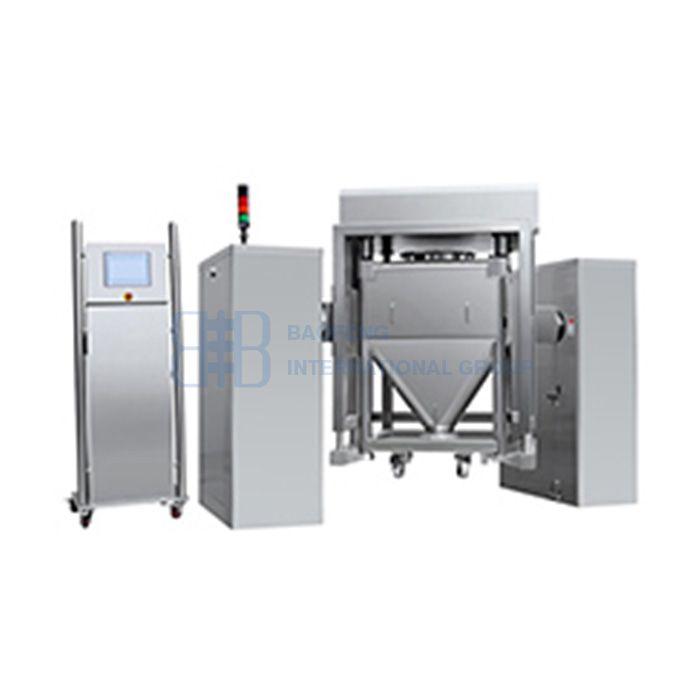 HZD Series Bin Blender Machine