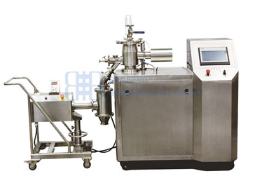Features of High Shear Mixers