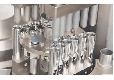 Types of Capsule Filling Machines
